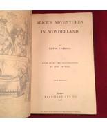 Alice's Adventures in Wonderland Lewis Carroll, Rare 1867 2nd -Ray Bradbury - $3,675.00