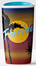 Starbucks 2016 Florida Local Collection Double Wall Ceramic Tumbler NEW - $43.99