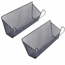 2Pack Dormitory Bedside Storage Baskets, YIFAN Mesh Origanizer Caddy for... - €21,71 EUR
