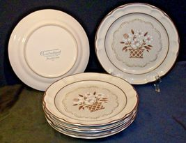 Stoneware Cumberland Mayblossom Dinner Plate by Hearthside Replacement pieces AA image 3