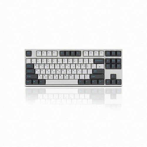Leopold FC660M PD Mechanical Keyboard Cerry MX Brown Double Shot PBT White-Grey