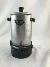 "Vintage Children's Mirro 4"" Tin Coffee Pot urn  - $16.79"