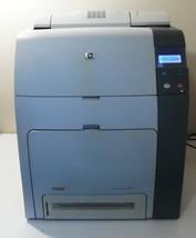 HP LaserJet CP4005DN Workgroup Laser Printer - $124.69