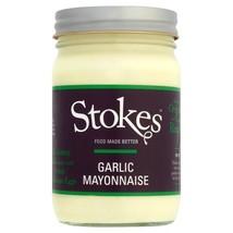 Stokes Garlic Mayonnaise 345g - $9.49