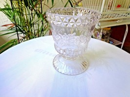Adams & U.S. Glass Original Sugar Bowl c 1874-1891 - $9.90