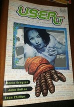 User Comic Book Book 1 of 3 Vertigo Dc Comics  - $3.96
