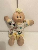 Vintage Cabbage Patch Premie Boy Doll with handmade Mickey Mouse Outfit - $23.76