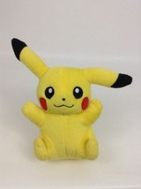 "Pokemon Nintendo Pikachu Lightning 6.5"" Plush Stuffed Toy Official 2017 ... - $11.83"