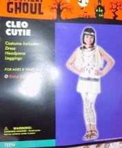 NEW Egyptian Princess Cleopatra Cleo Cutie Teen Costume XL 12-14 NWT FREESHIP - $18.99