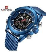 NAVIFORCE® Men's Watches Top Men Watches Military Sport Watch Men Fashio... - $41.31+