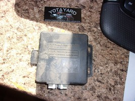 1998 Toyota 4RUNNER V6 Auto Vip Security System Module MODEL:RS2000(08190-35010) - $19.80