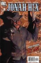 DC COMICS  JONAH HEX #3 2006 - $3.95
