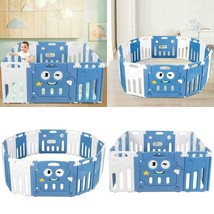 16-Panel Foldable Baby Playpen Kids Activity Centre - $182.36