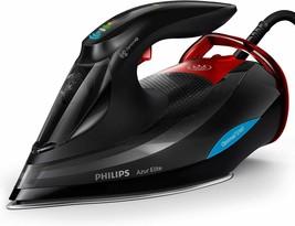Philips GC5037/80 Azure Elite Iron Of Steam Dynamiq Sensor 11.8oz 3000W Black - $228.56