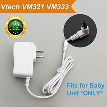 For Vtech VM321, VM333 Baby Monitor Charger Power Cord Replacement Adapt... - $16.39