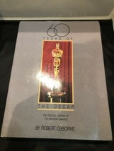 60 years of the Oscar: The official history of the Academy Awards By Rob... - $13.46