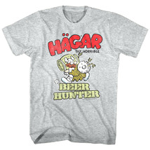 Hagar the Horrible Beer Hunter Men's T Shirt Viking Comic Strip News Merch - $19.50+