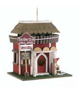 19th Hole! Golf Course Clubhouse Birdhouse - Out Door Decor - $20.41