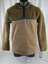 Litte  Boys Sweater C9 Champion Little Boys Half Zip Faux Sherpa Fleece Hoodie L - $16.82