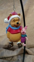 Hallmark Keepsake Ornament Disney Winnie the Pooh and Piglet 1996 - $14.99