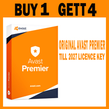 Avast Premier 2017 (5PC / 10 Years / License fi... - $7.00