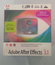 Adobe After Effects 3.1 for Mac - Brand New in Shrinkwrap - $149.95
