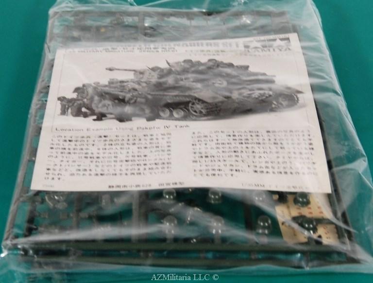 1/35 German Panzer Grenadiers Set Kit No MM 161