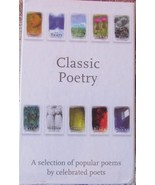 Classic Poetry: A Selection of Popular Poems By Celebrated Poets Box Se... - $34.80