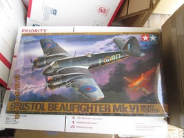 Tamiya Bristol Beau-Fighter MK.VI Nightfighter 1/48 scale - $44.99