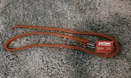 "BT Crump Leather Stirrup Leathers Dark London 64"" image 3"