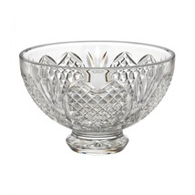 "Waterford Wedding Heirloom 8"" Bowl Made In Ireland New # 2456216000 - $285.27"
