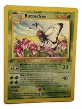 Pokemon Card - 1st Edition D Error Butterfree - (33/64) Jungle Set Rare ***NM*** - $26.99