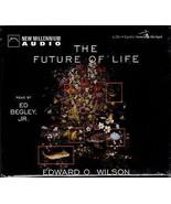 NEW Edward O. Wilson The Future of Life Abridged 6 Compact Discs CDS Earth - $14.99