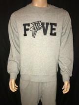 Nike Penny Foamposite V's Foam's Penny's Size L Gray Sweatshirt - $46.75