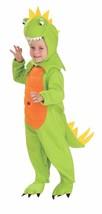 Rubies Dinosaurio Verde T-Rex Sonido Chip Niños Disfraz Halloween 885452 - $23.62