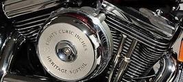Harley Davidson Motorcycle w Heritage Softail Frame & Engine Motor Classic Bike - $718.00