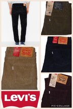 Levis 514 Straight Fit Corduroy Men's Pants All Sizes All Colors 30 32 34 36 38 - $29.79