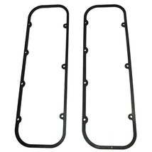 Chevrolet Big Block V8 BBC 396 402 427 454 Rubber with Steel Valve Cover Gaskets image 2