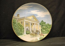 Gorham Fine China 1976 Montpelier ACC Southern Landmark Series Collector Plate - $19.79