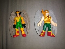 Fisher Price Imaginext DC Super Friends Hawkgirl & Hawkman - $11.64