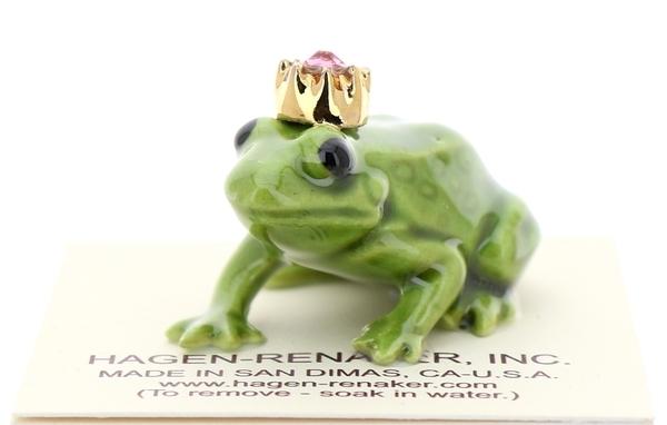 Birthstone frog prince 18