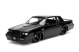 Jada Toys 1:24 Fast & Furious - '87 Buick Grand National, Glossy Black (... - $39.23
