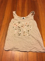 Old Navy Graphic Tank Top Women's Small - $9.74