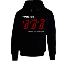 The Police Ghost in the Machine Album Record Covert Hoodie T-Shirt L095 - $32.95+