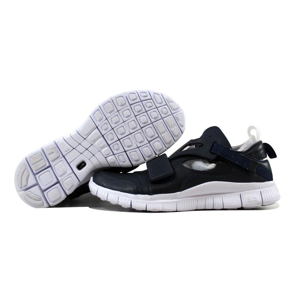 64f2129d2b9c Nike Free Huarache Carnivore SP Obsidian White-Catalina-Black 801759-413 SZ  7
