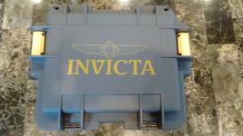 Invicta 3 Slot Grey Yellow Case - $44.99