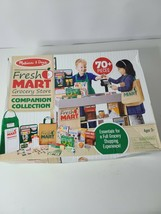 Melissa & Doug Fresh Mart Grocery Store Companion Collection - 5183 Kids Toy  - $32.99