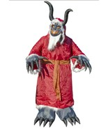 Halloween prop Animated Inflatable Krampus Decoration (hc) - $593.99
