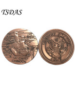 Challenge Coins U.S. Army Bronze Coin CH-47 CHINOOK Military Coins for S... - $5.50