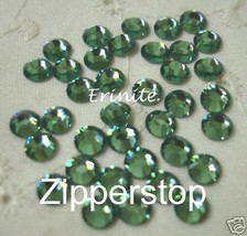 72 Swarovski Crystal Rhinestones  ~ 30ss ~ Erinite - $13.37
